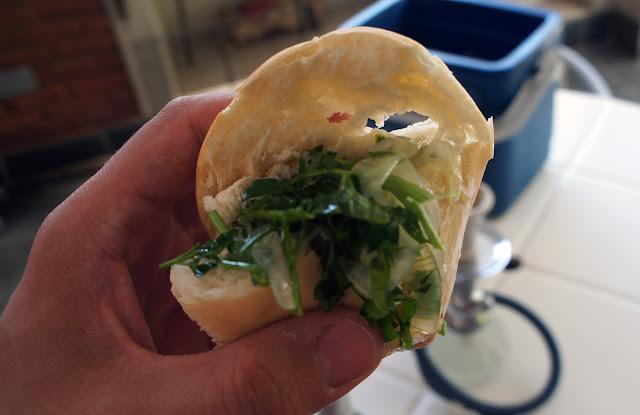 Molhinho de cebola para comer com pão
