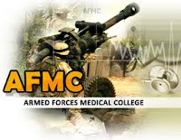 AFMC Entrance Exam Results 2014