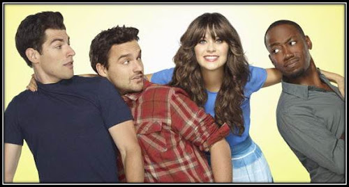 Série New Girl Fox Zooey Deschanel TV Show