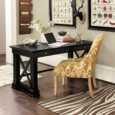 jeri organizing decluttering news feng shui desk ballard designs whitley bright bold beautiful - Ballard Design Desks