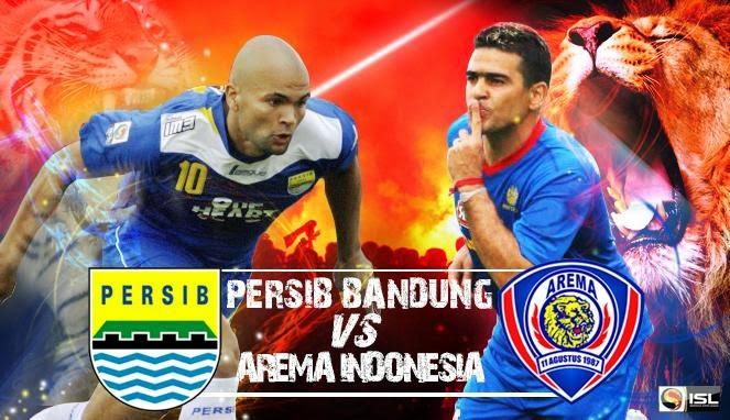 Prediksi Skor Persib vs Arema 13 April 2014