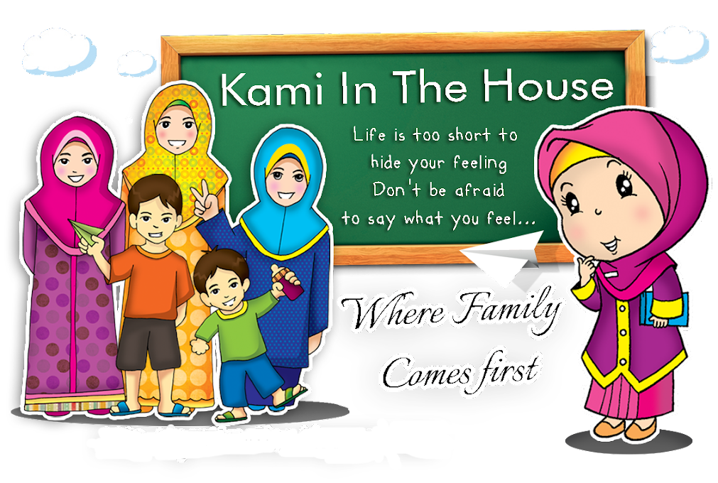 **** kami in the house *****