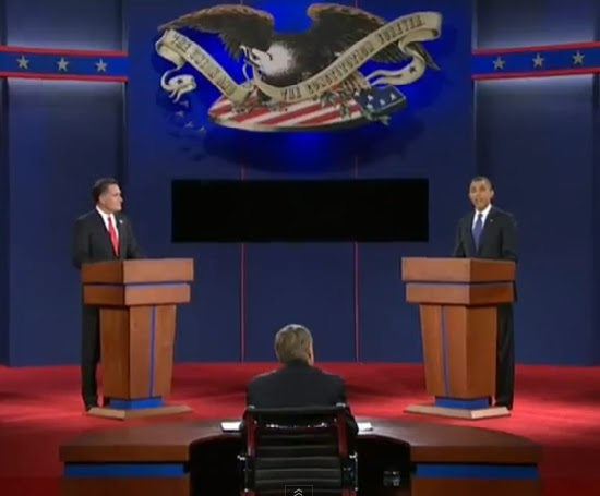 an analysis of the debate between president barack obama and the republican nominee mr mitt romney Us vice presidential debate feisty, unlike obama-romney: analysis  a charge that president barack obama was  so that the republican nominee, mitt romney,.