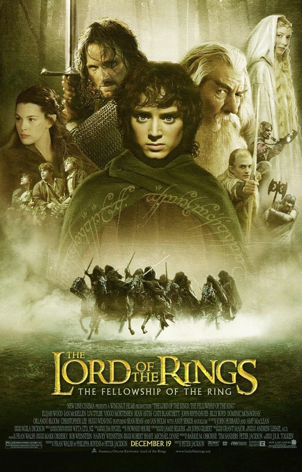 Chúa Tể Những Chiếc Nhẫn 1 - The Lord of the Rings: The Fellowship of the Ring