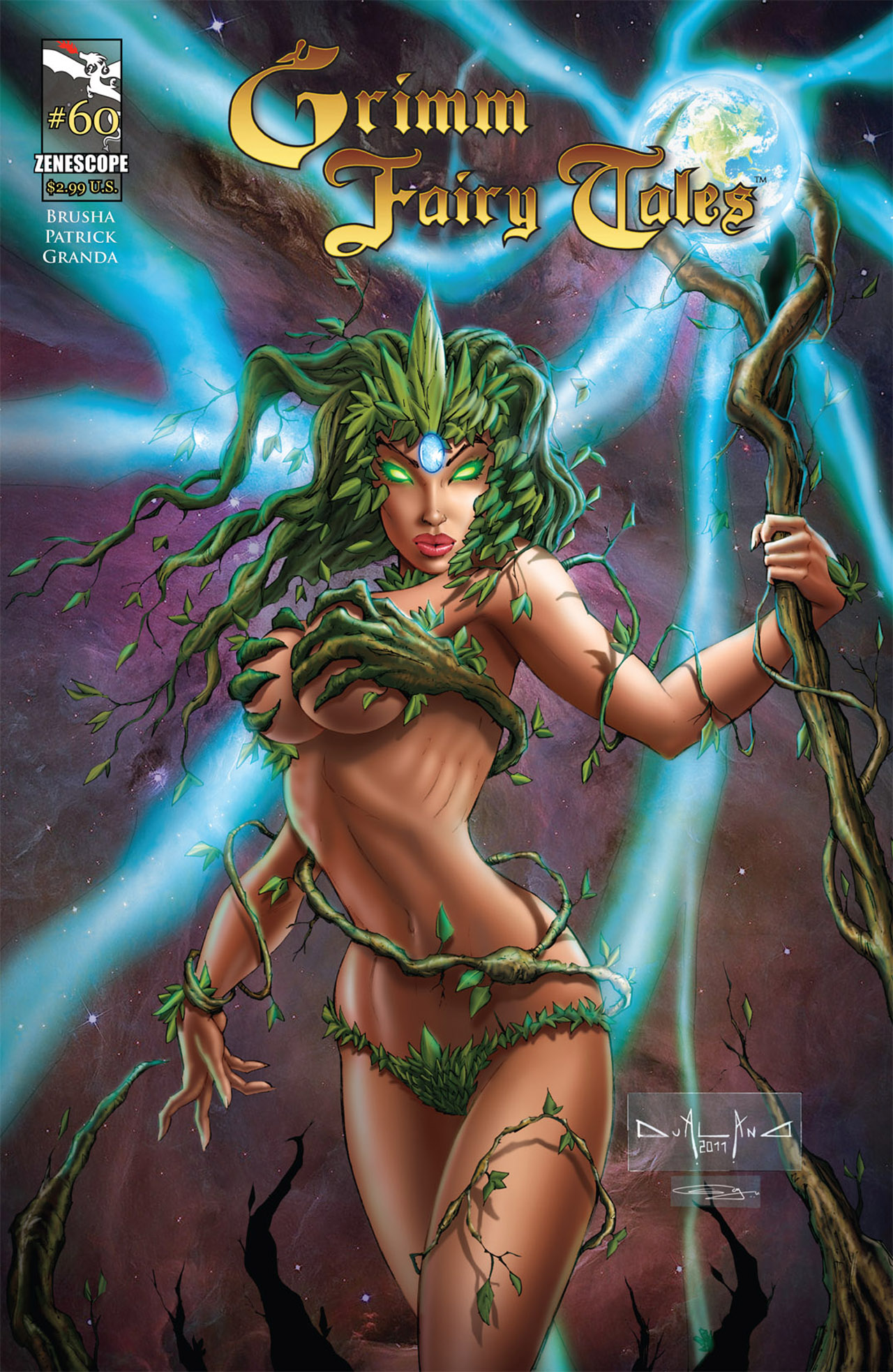 Grimm Fairy Tales (2005) Issue #60 #63 - English 1