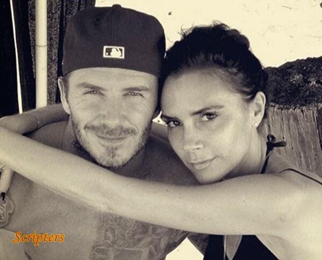 Koleksi Gambar Panas David Dan Victoria Beckham
