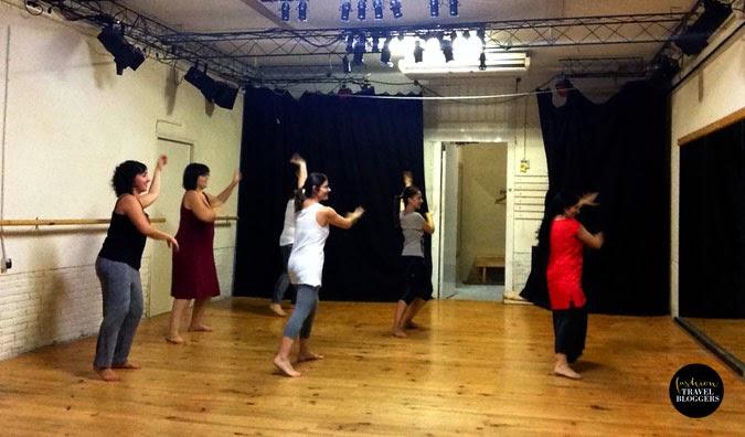 Bailar Bollywood en Barcelona