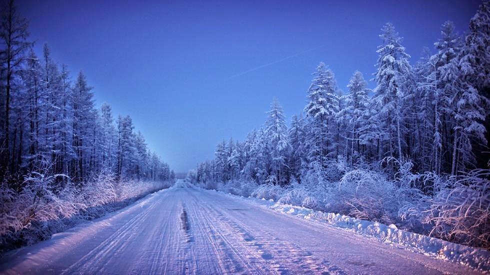 el lugar mas frio en la tierra