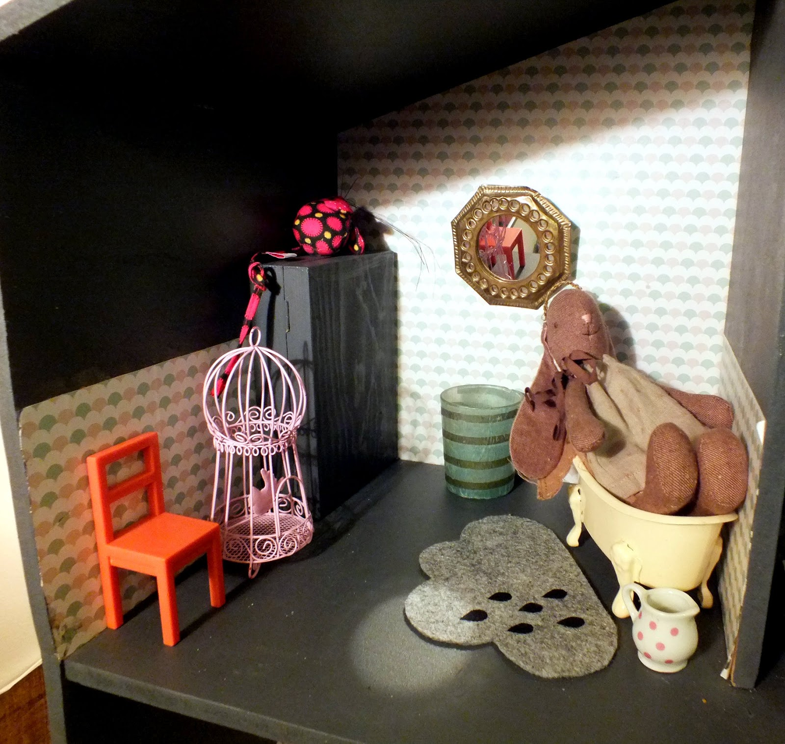 Les aventures des petits pois la maison des lapinous 1 for Aventures de maison