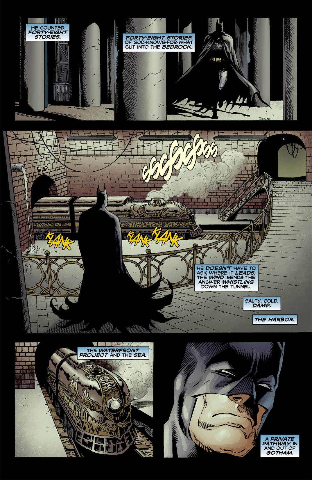 Detective Comics (1937) Issue #813 Page 9