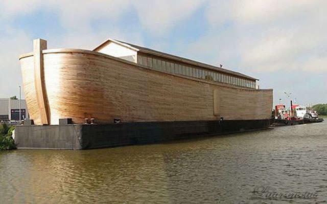 Replika-Kapal-Nabi-Nuh-Belanda_1