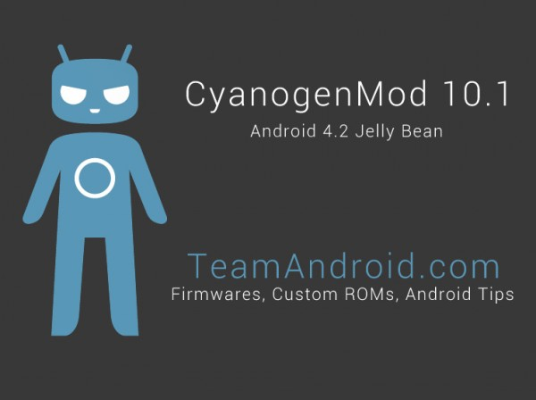 CM10.1 Custom ROM Sony Xperia Z