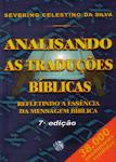 Excelente livro de Severino Celestino da Silva
