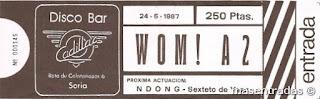 entrada de concierto de wom-a2