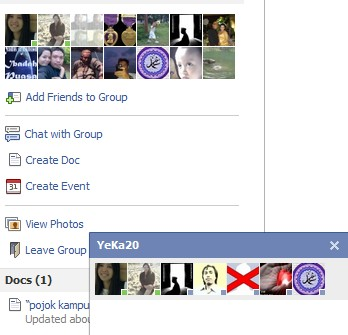 Facebook Chat Group Disappear Gone Get Back