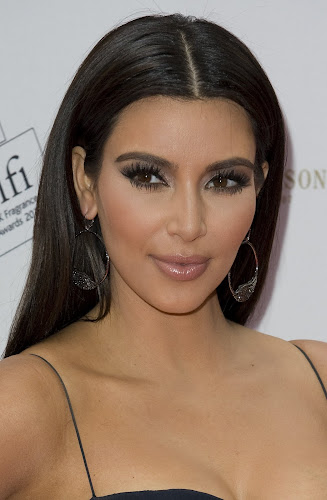 Kim Kardashian In FiFi Awards In London