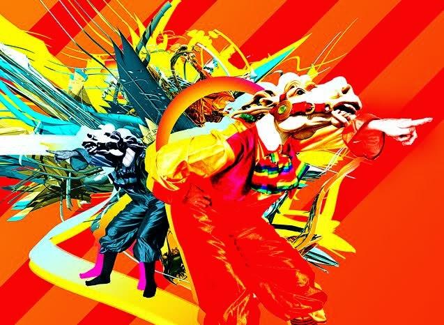 Superlover - Digital Art