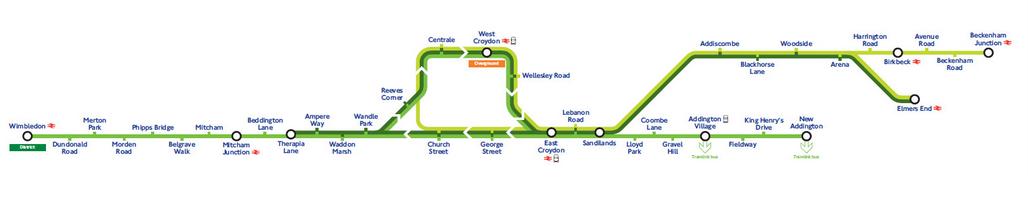 London Tramlink UrProperty SG