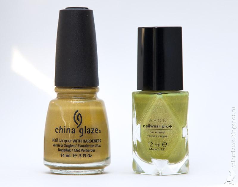 China Glaze Trendsetter