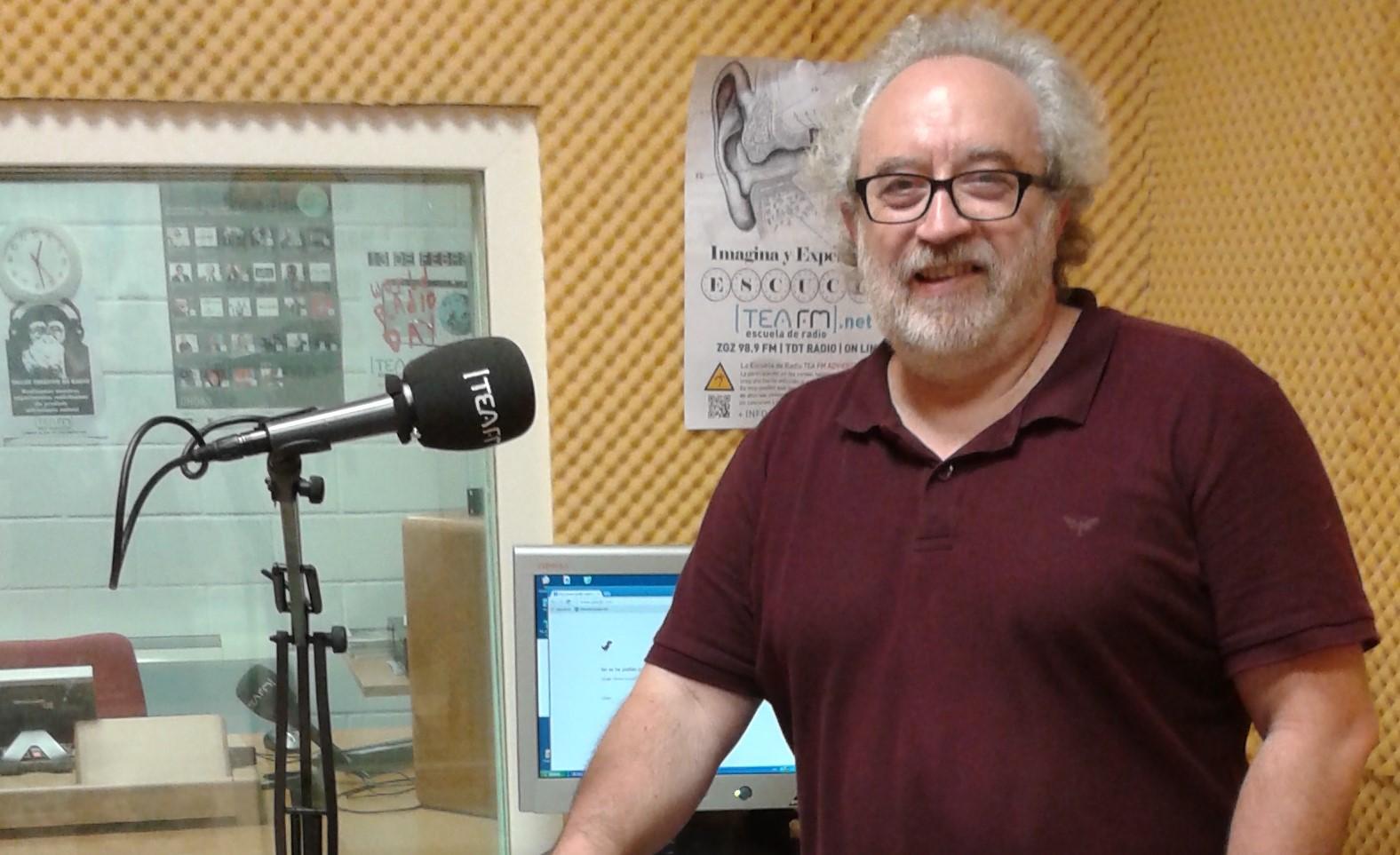 DIEZ AÑOS DE TEA FM, CON CHUSÉ FERNÁNDEZ