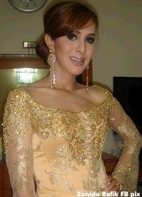 Skandal Zahida Rafik Bersama Shafie Apdal