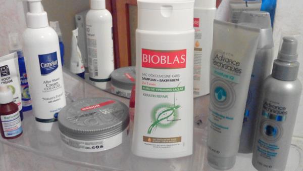 Saç Dökülmesini Bioblas İle Önlemeye Başladım