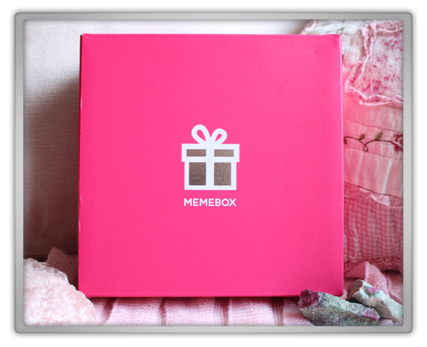 겟잇뷰티박스 by 미미박스 memebox beautybox scentbox 1 rose unboxing review preview box