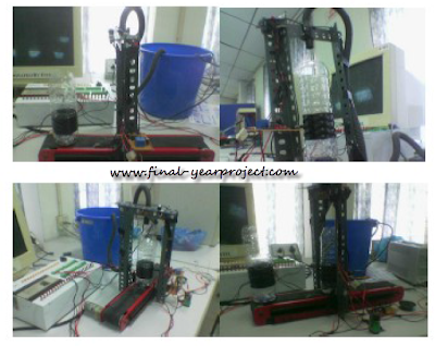 Prototype of Automatic bottle filling system using PLC