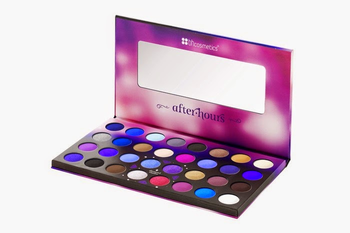 BH Cosmetics: The Party Girl After Hours Palette