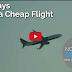 Five Ways to Find a Cheap Flight
