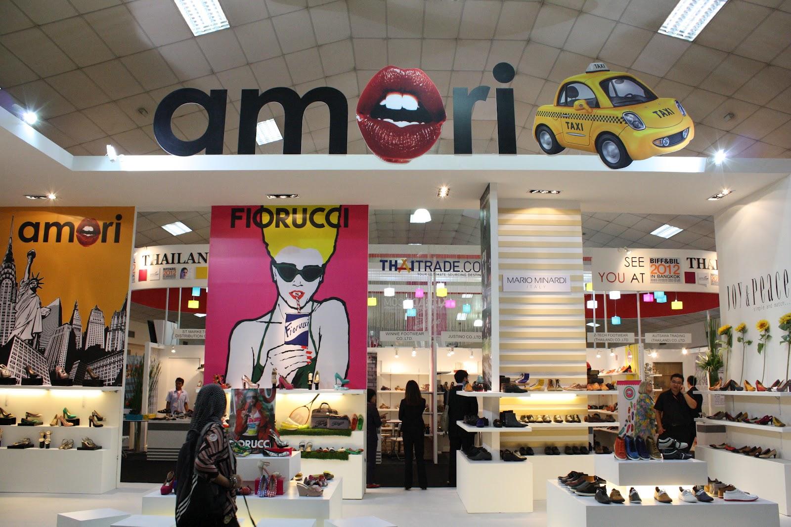 Amori Shoes 3 2012