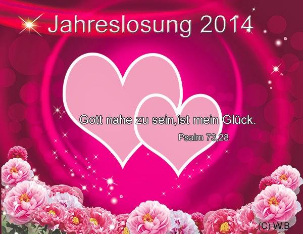 Neujahrsbilder 2014
