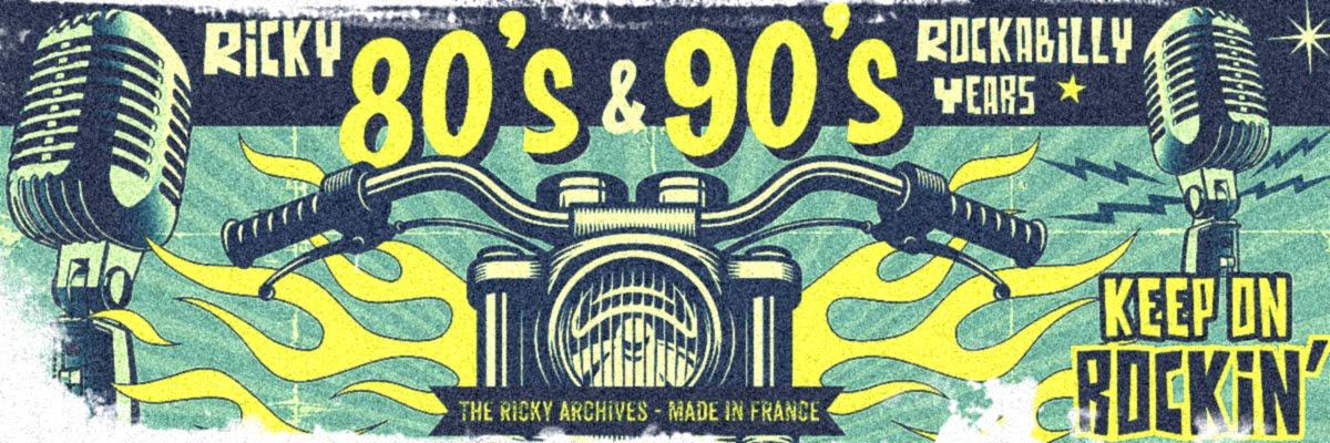 80 to 90 Rockabilly revival
