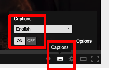 how to translate on youtube video