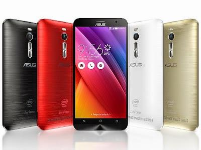 Spesifikasi Asus Zenfone 2 ZE550ML ZE550ML