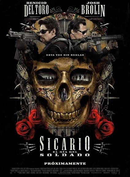 Sicario: Day of the Soldado (Sicario: El día del soldado) (2018) 720p y 1080p WEBRip mkv Dual Audio AC3 5.1 ch