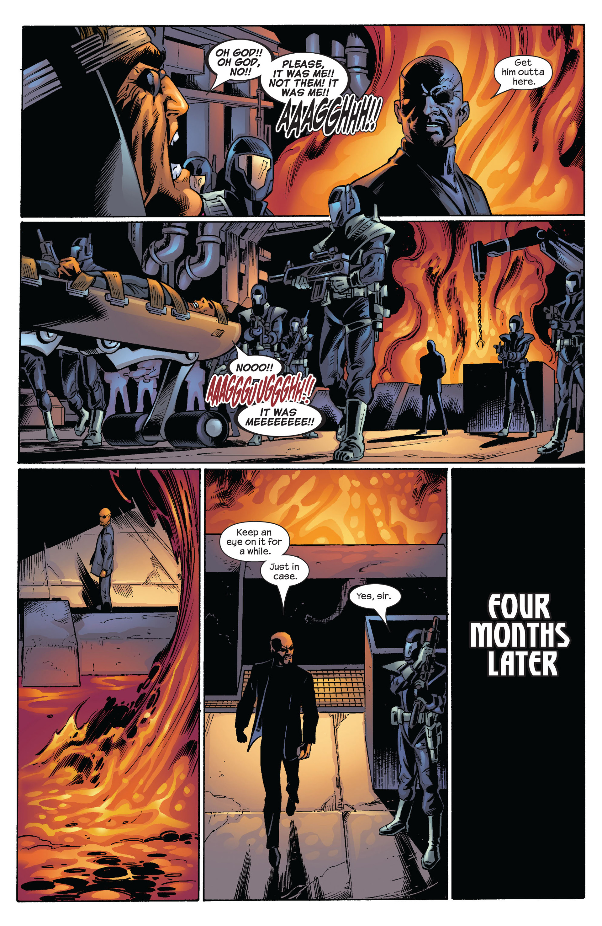 Ultimate Spider-Man (2000) Issue #59 #63 - English 19