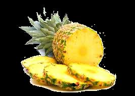 Ananas, ricca di bromelina