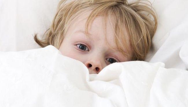 Lęki nocne u dzieci