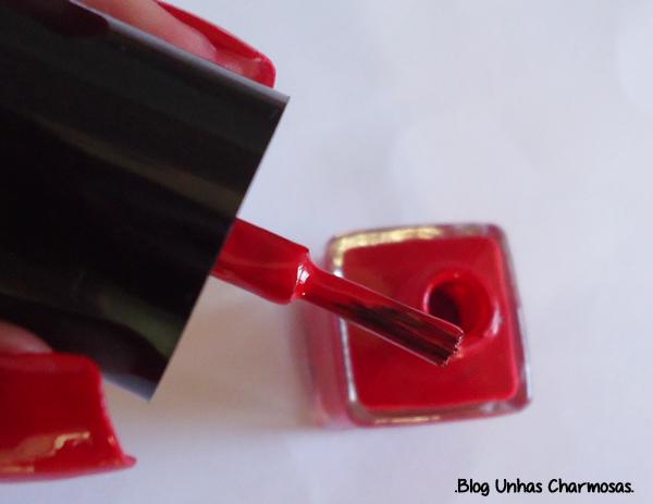esmalte, esmaltes, Loja Com Que Cor?, esmalte personalizado, esmalte @unhas_charmosas, esmalte vermelho, faça seu esmalte, blog unhas charmosas, unhas charmosas, esmalte vermelho