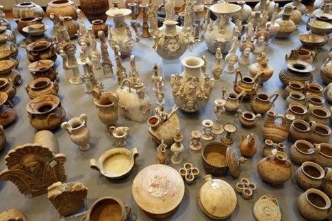 Ιταλία: Αρχαιολογικός θησαυρός 5.361 έργων επέστρεψε στη Ρώμη