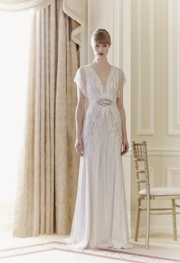 Florence Wedding Dress - Jenny Packham