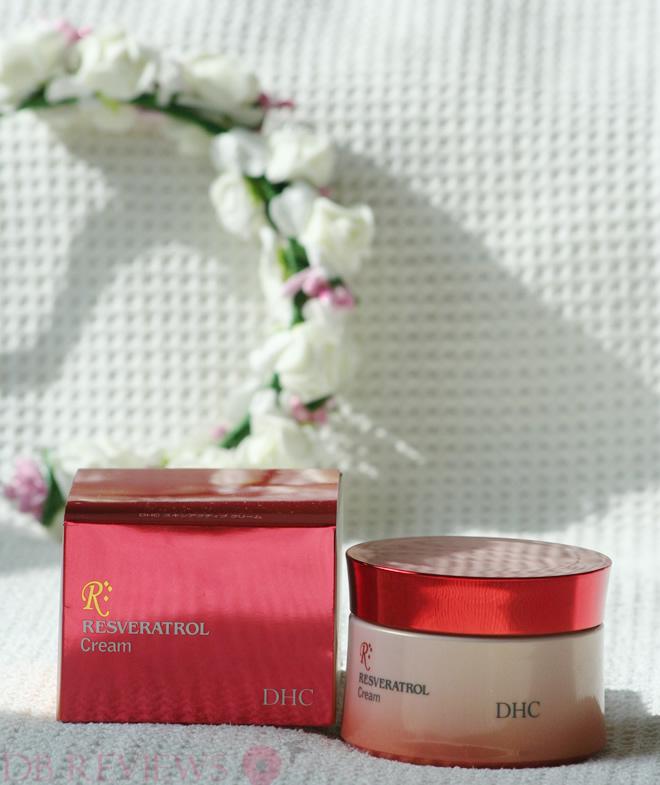 DHC Resveratrol Cream