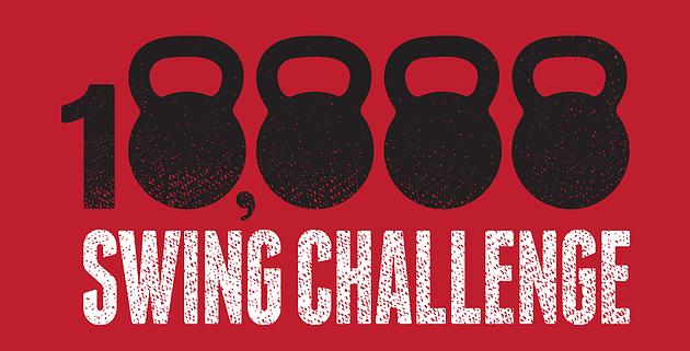 Fitgirlsrock 10 000 Kettle Bell Swing Challenge