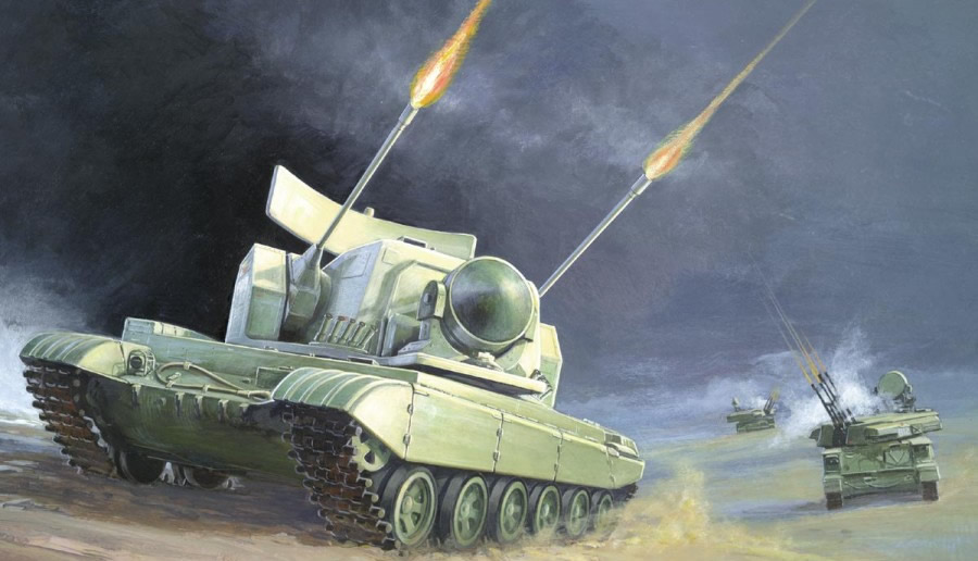 Veículo Antiaéreo: A chave para a vitória no Battlefield 4