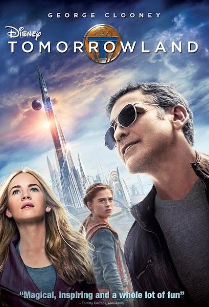 Poster of Tomorrowland 2015 720p BRRip English