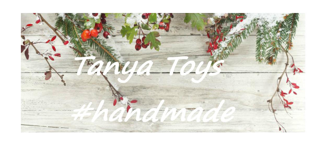 Tanya Toys     handmade