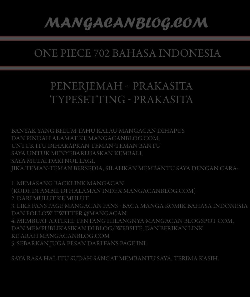 Dilarang COPAS - situs resmi www.mangacanblog.com - Komik one piece 702 - Stadion Besar Corrida 703 Indonesia one piece 702 - Stadion Besar Corrida Terbaru 2|Baca Manga Komik Indonesia|Mangacan