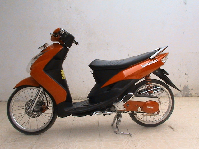 Gallery Foto Modifikasi Motor Yamaha Mio Fino