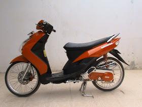 Foto Gambar Modifikasi Motor